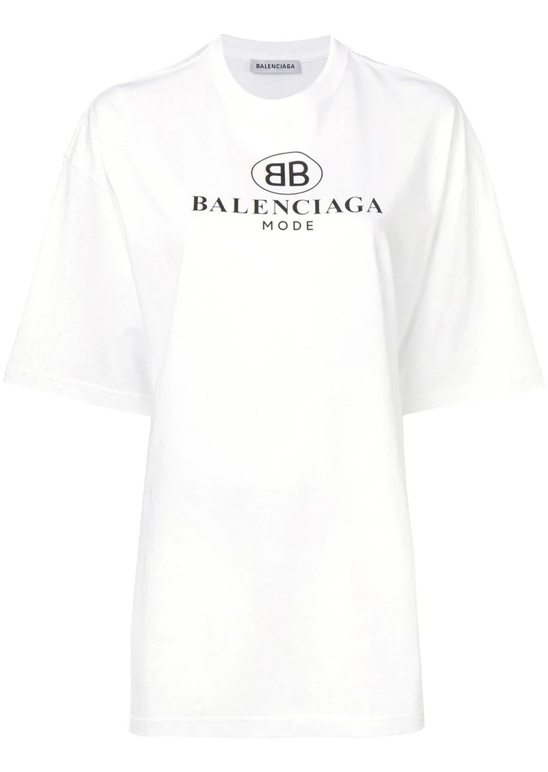 Balenciaga BB Mode T-shirt