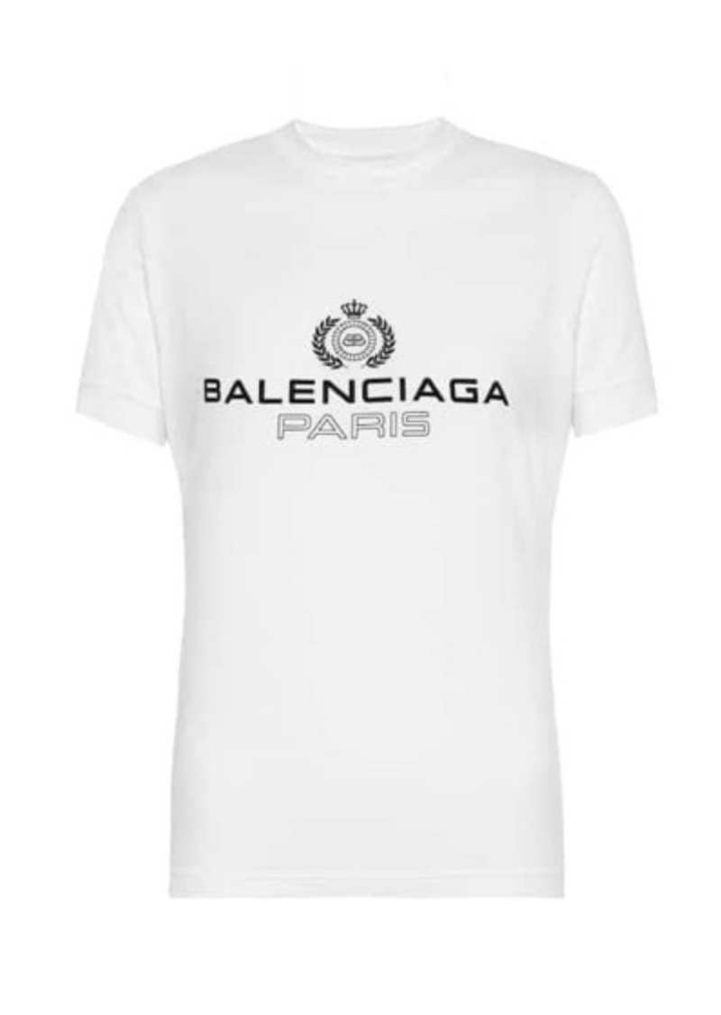 Balenciaga BB Paris T-shirt