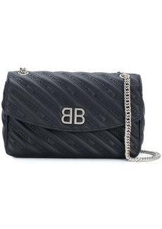 Balenciaga BB Round M shoulder bag