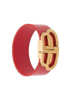 Balenciaga BB wide bracelet