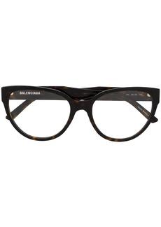 Balenciaga BB0064O cat eye-frame glasses