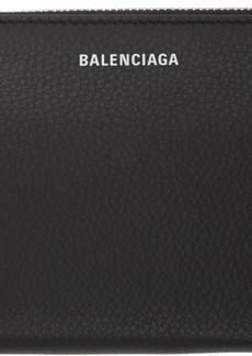 Balenciaga Black Everyday Wallet