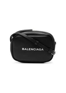 Balenciaga Black Everyday XS leather camera bag