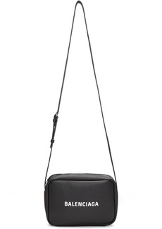 Balenciaga Black Small Everyday Camera Bag