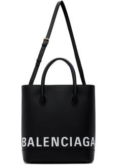 Balenciaga Black Small Ville Tote