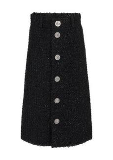 Balenciaga Buttoned skirt
