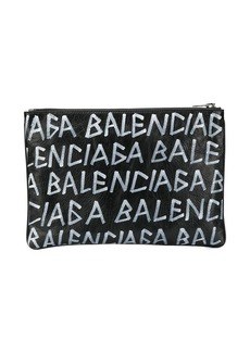 Balenciaga Carry Clip M clutch