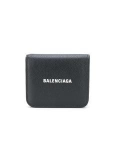 Balenciaga Cash flap wallet