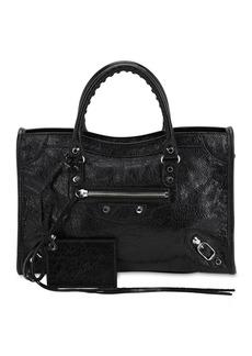 Balenciaga Sm Classic City Leather Bag
