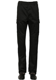 Balenciaga Cotton Blend Cargo Pants