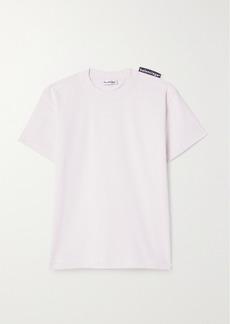 Balenciaga Cotton-jersey T-shirt