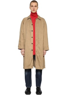 Balenciaga Cotton Trench Coat