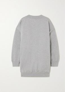 Balenciaga Cristobal Oversized Cotton-jersey Sweatshirt