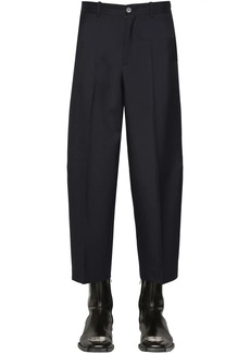 Balenciaga Cropped Tailored Pants