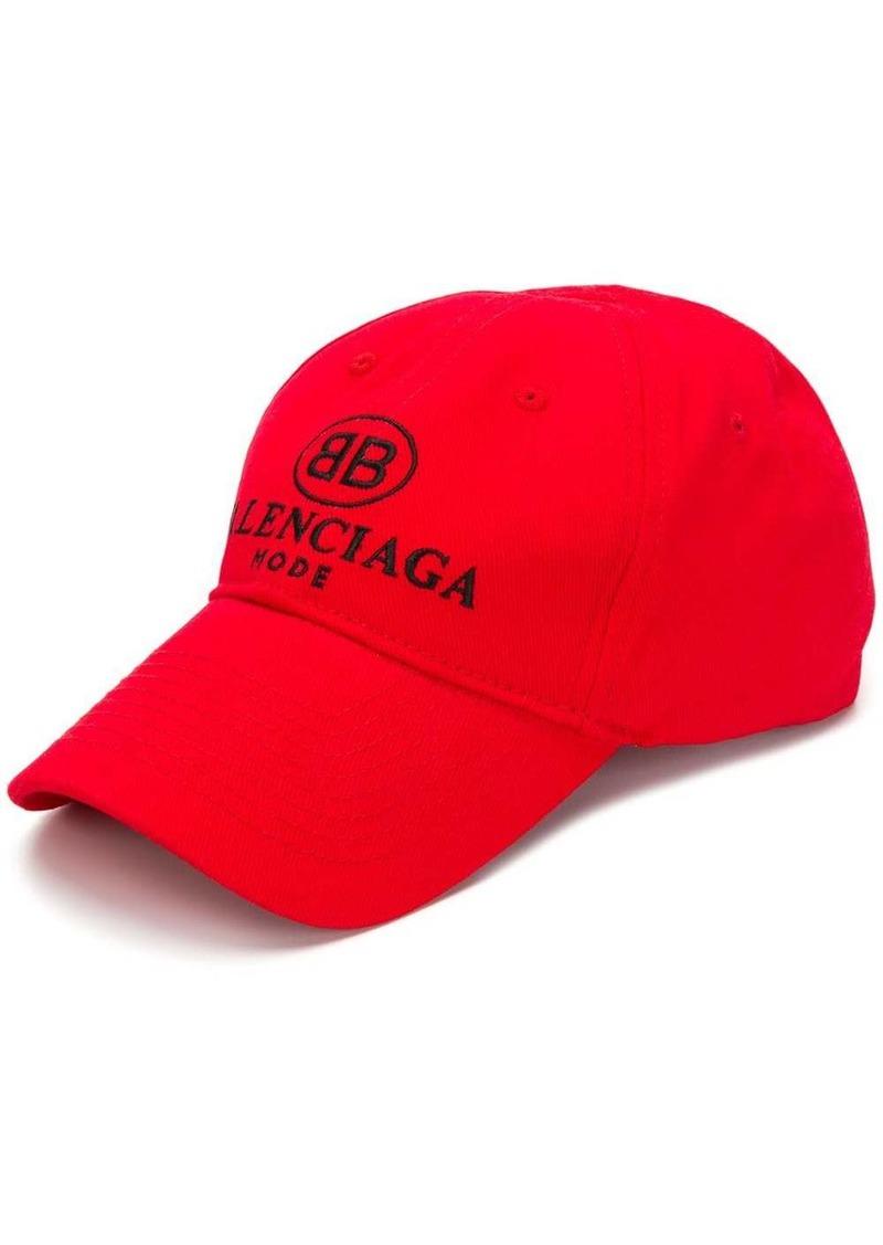 Balenciaga Embro BB baseball cap