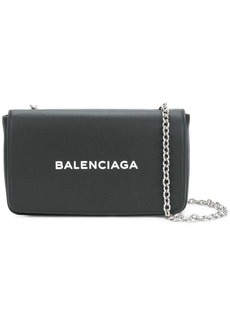 Balenciaga Everyday chain wallet