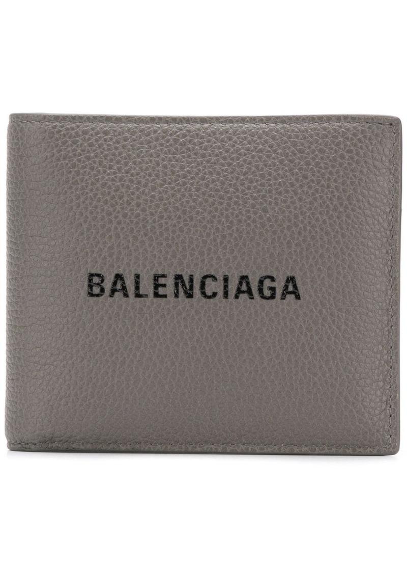 Balenciaga Everyday square wallet