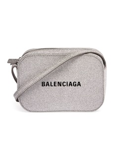 Balenciaga Everyday XS Glittered Crossbody Bag