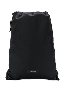 Balenciaga Explorer drawstring bag
