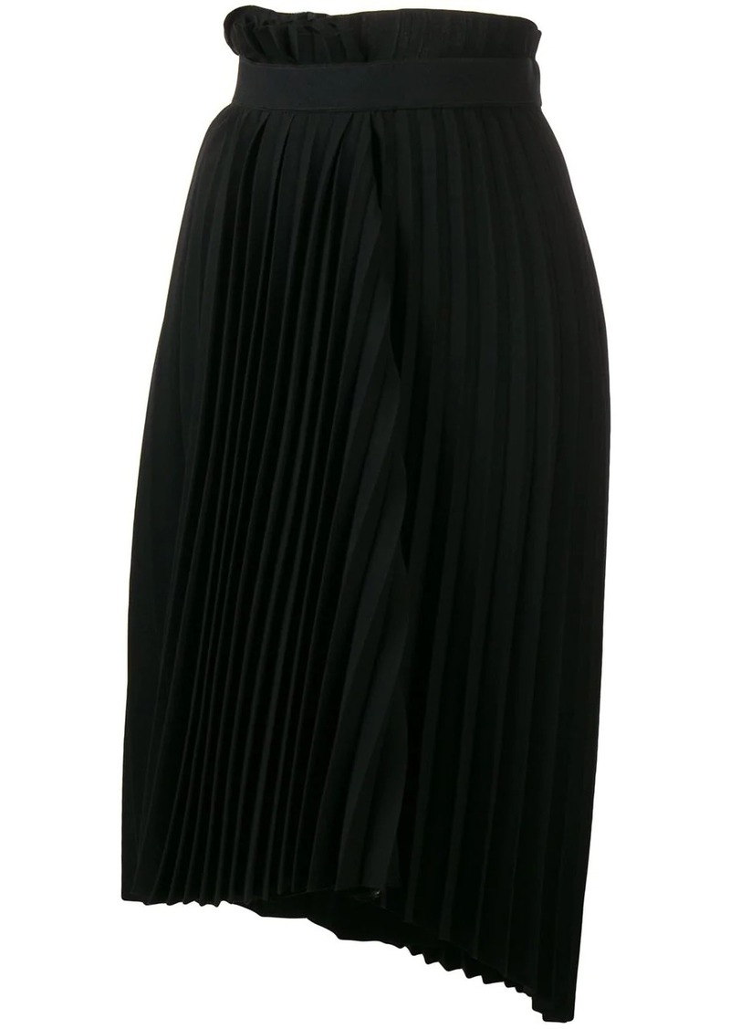 Balenciaga Fancy pleated skirt