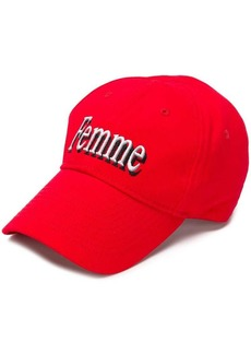 Balenciaga Femme baseball cap