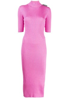 Balenciaga fitted dress