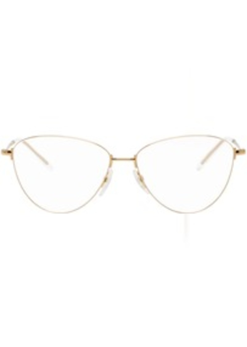 Balenciaga Gold BB0034O Glasses