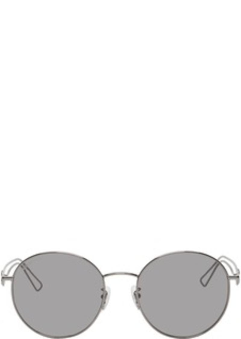 Balenciaga Gunmetal Inception Sunglasses