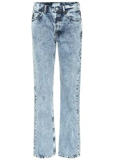 Balenciaga High-rise straight jeans