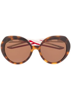 Balenciaga Hybrid butterfly sunglasses