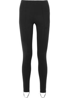 Balenciaga Jogger Fuseau Stretch-ponte Stirrup Leggings