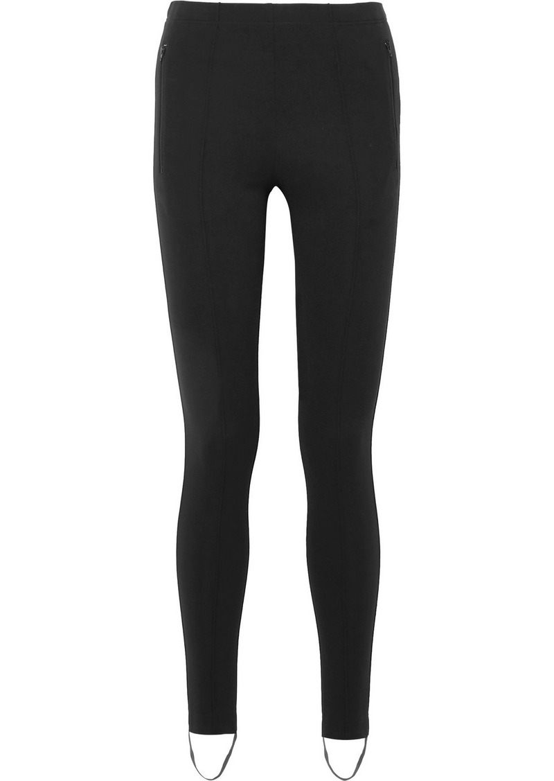 Balenciaga Jogger Fuseau Stretch-ponte Stirrup Leggings