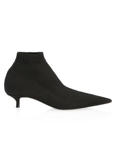 Balenciaga Knife Knit Booties