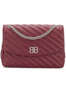 Balenciaga large BB Round shoulder bag