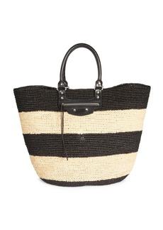 Balenciaga Large Panier Handbag