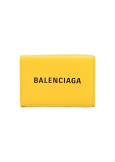 Balenciaga Leather Mini Wallet