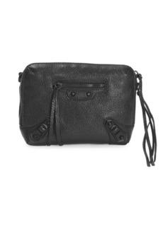 Balenciaga Leather Reporter Bag