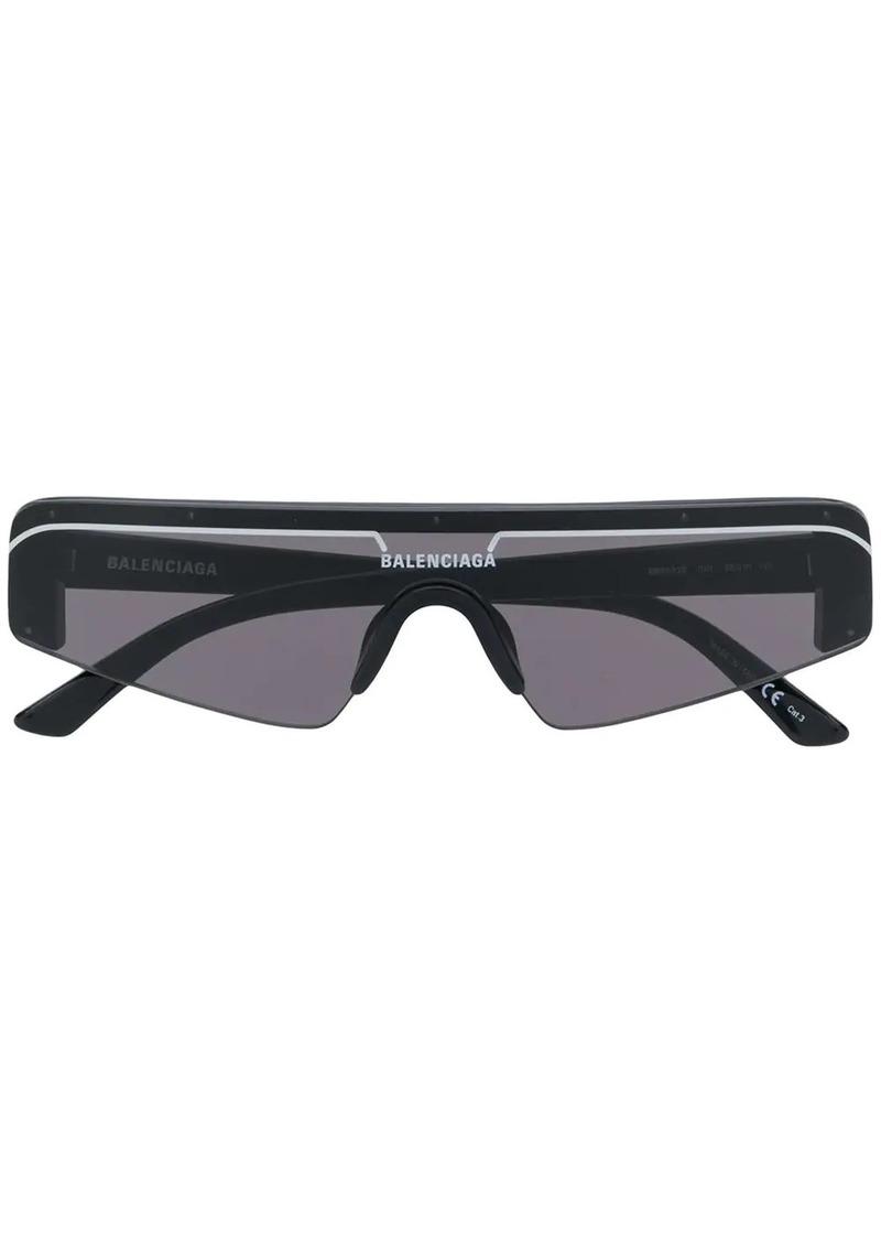 Balenciaga mask sunglasses