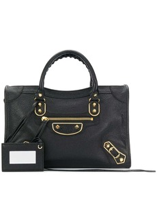 Balenciaga Metallic Edge Classic City S AJ bag