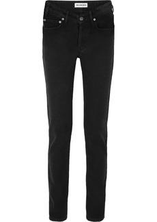 Balenciaga Mid-rise Straight-leg Jeans