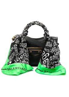 Balenciaga mini City tote bag