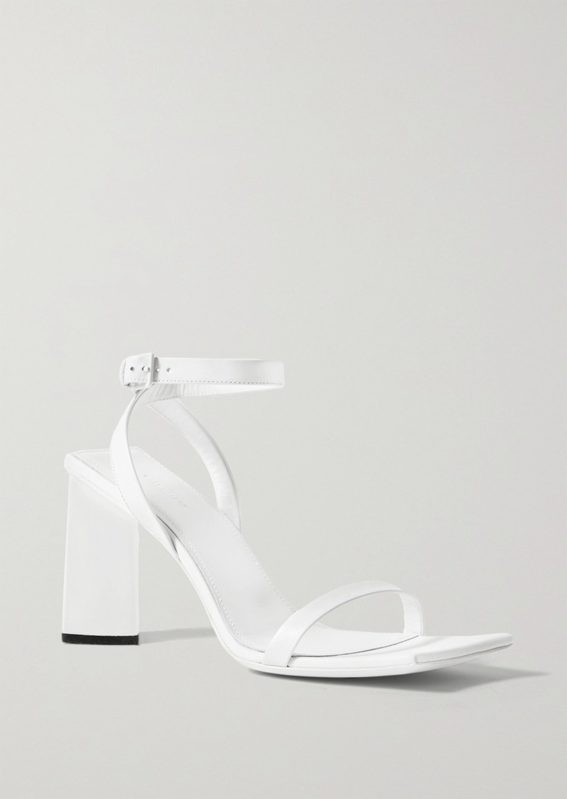 Balenciaga Moon Leather Sandals