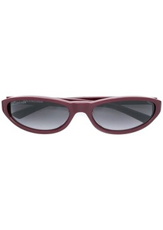 Balenciaga Neo oval sunglasses