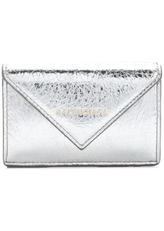 Balenciaga mini envelope wallet
