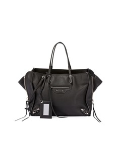 Balenciaga Papier B4 AJ Zip-Around Tote Bag