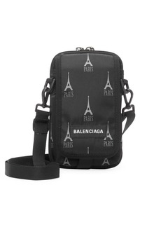 Balenciaga Paris Eiffel Crossbody Bag