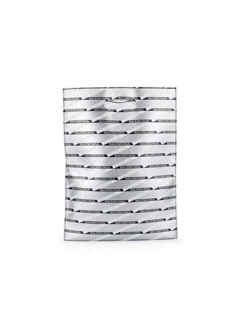 Balenciaga Plast shopping bag
