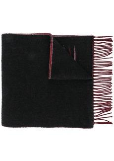 Balenciaga political campaign logo scarf