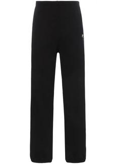 Balenciaga political cotton sweatpants