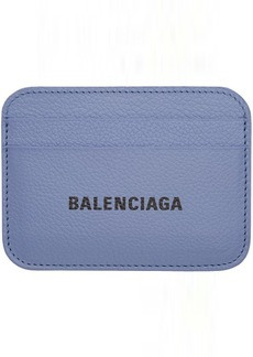 Balenciaga Purple Cash Card Holder